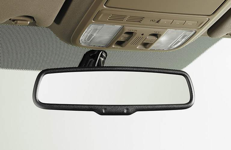 2017 Honda CR-V EX-L interior rearview mirror