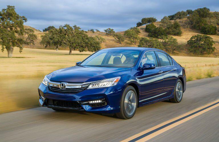 2017 Honda Accord Hybrid exterior front