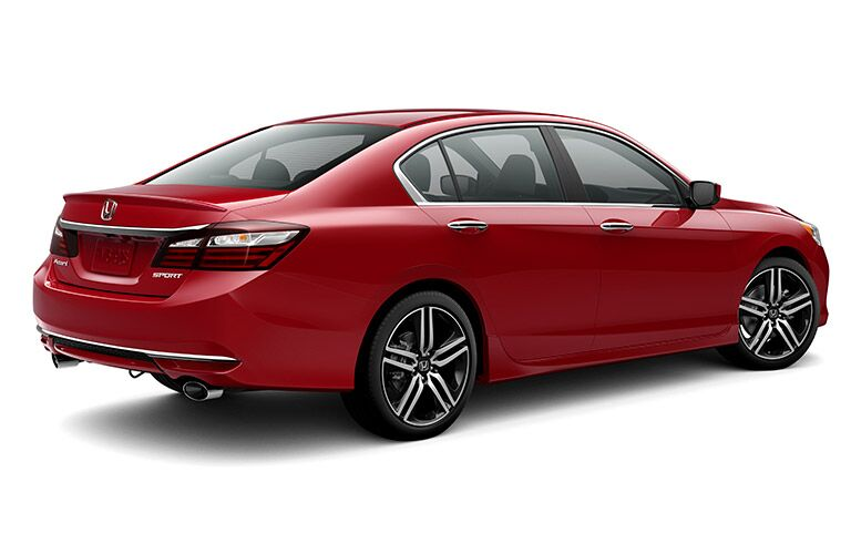 2017 Honda Accord Sport in Chicago and Orland Park, IL gas mileage