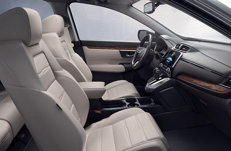 2017 CR-V Premium interior