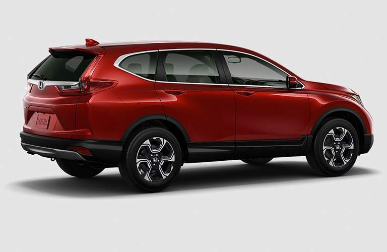 2017 Honda CR-V EX-L exterior side