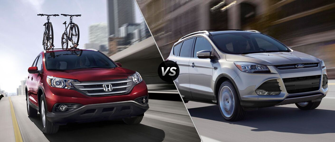 2014 Honda CR-V vs. 2014 Ford Escape