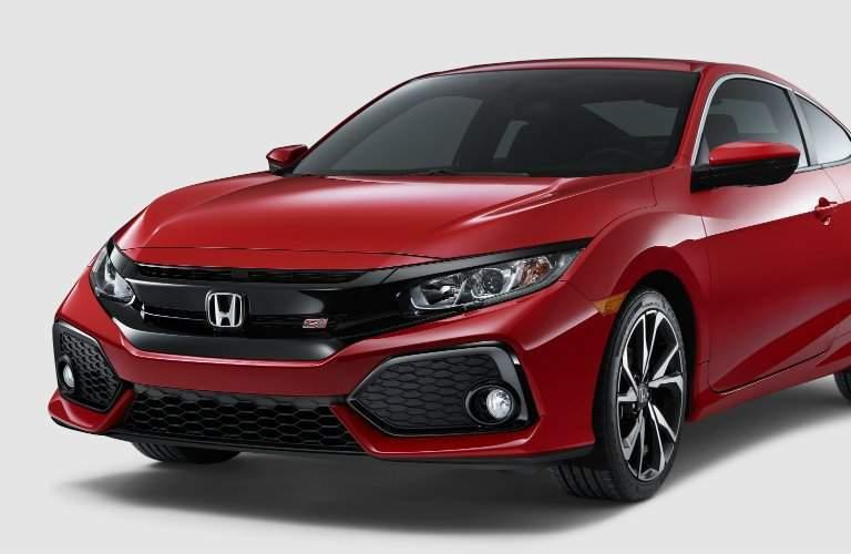 2017 Honda Civic Si exterior front