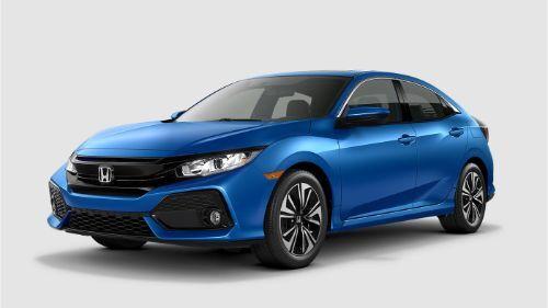 Civic Hatchback EX-L Navi