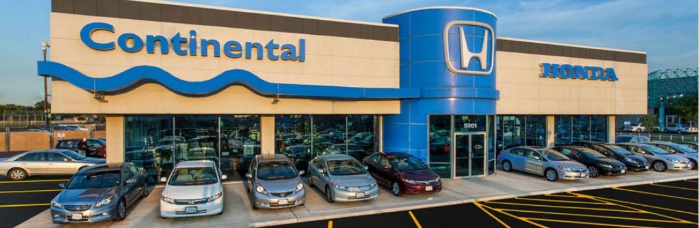 Continental Honda cerca de Chicago IL