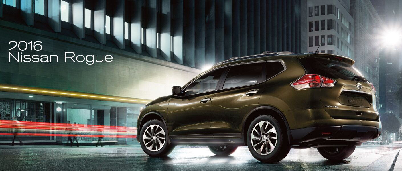 2016 Nissan Rogue in Chicago and Orland Park, IL