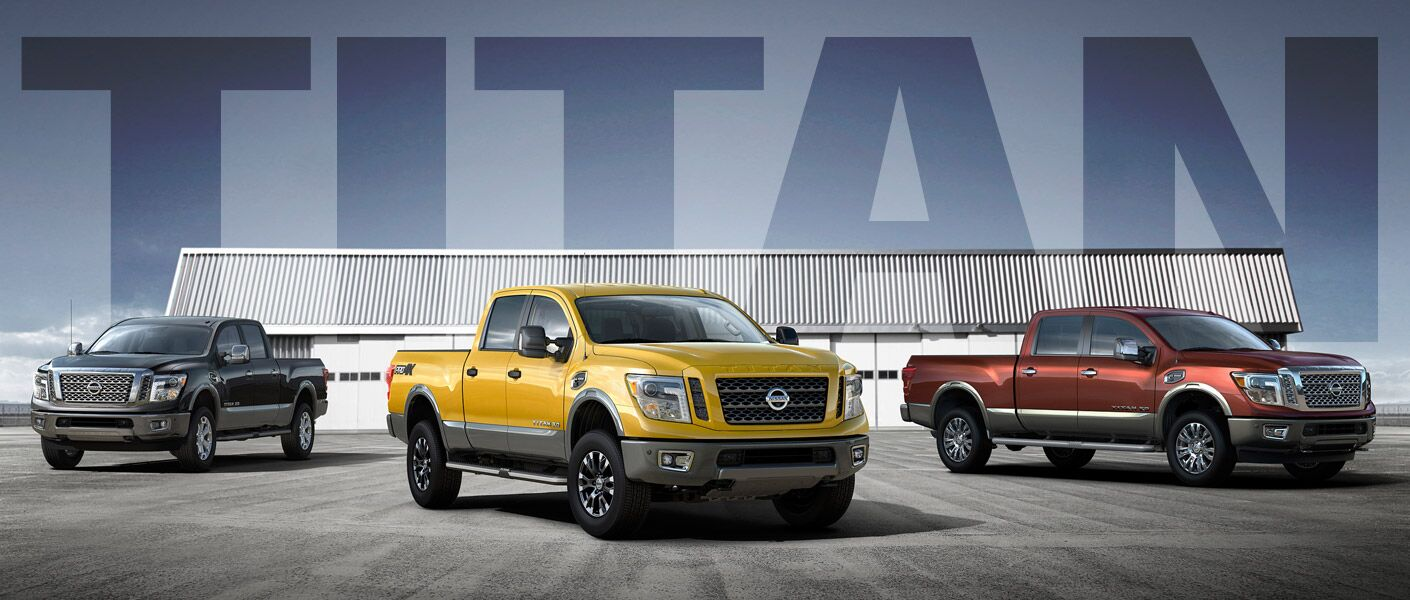 2016 Nissan Titan XD in Chicago and Orland Park, IL