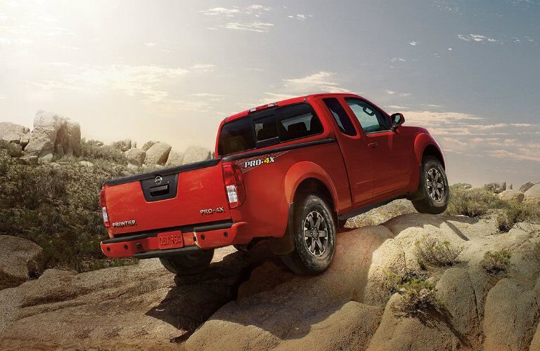 2016 Nissan Frontier Performance