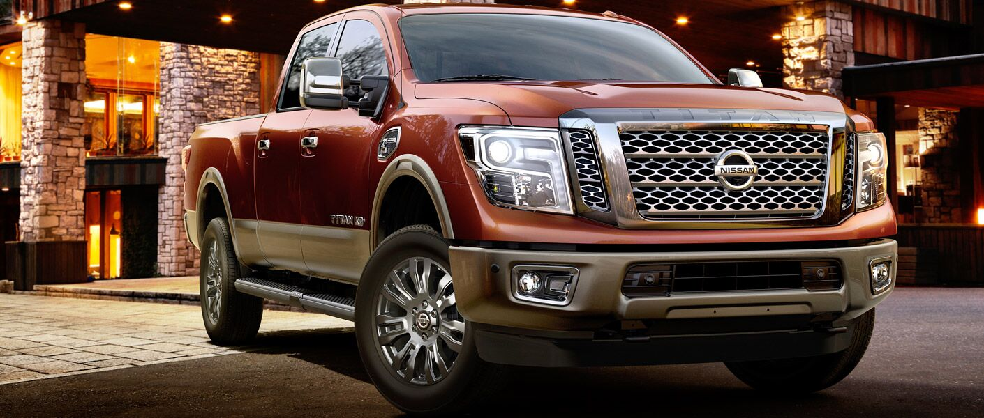 2016 Nissan Titan XD Platinum Reserve in Chicago and Orland Park, IL