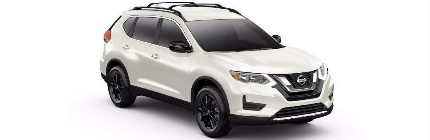 2017 nissan rogue midnight edition chicago il. Black Bedroom Furniture Sets. Home Design Ideas