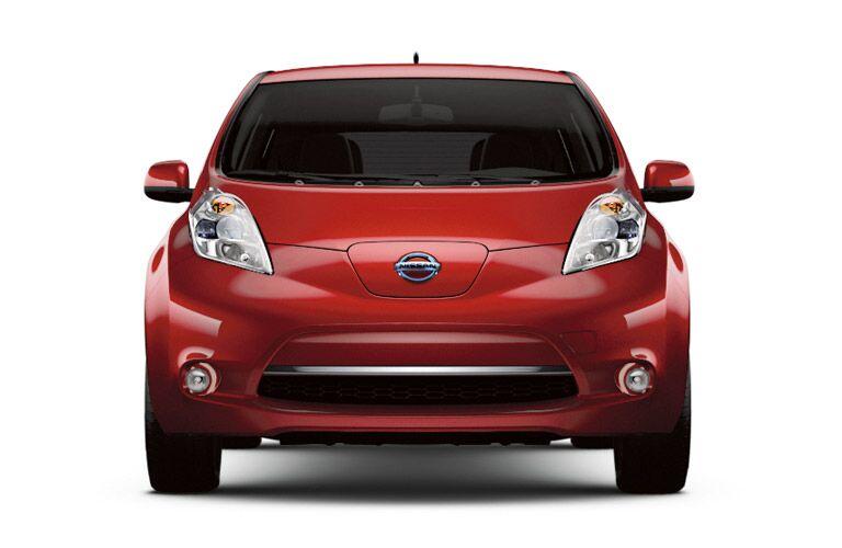 2014 Nissan LEAF Exterior
