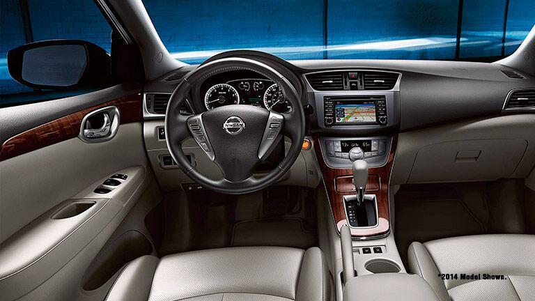 2015 Nissan Sentra Sr Vs Sl