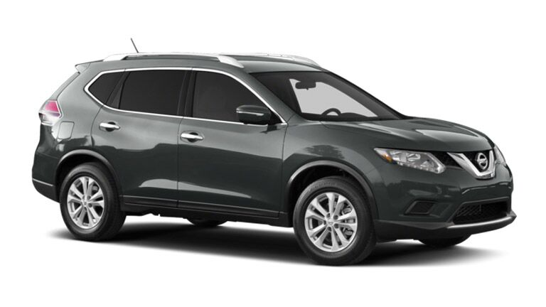 Nissan Rogue vs. Ford Escape Comparison