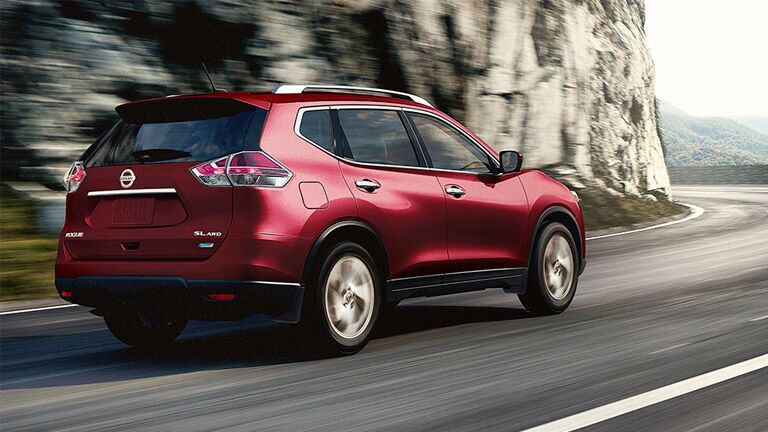 Nissan Rogue Jeep Cherokee Comparison