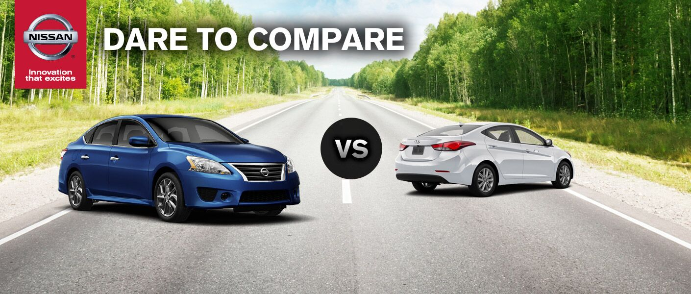 The 2014 Nissan Sentra vs 2014 Hyundai Elantra is a popular comparison among those in the market for a new midsize sedan.