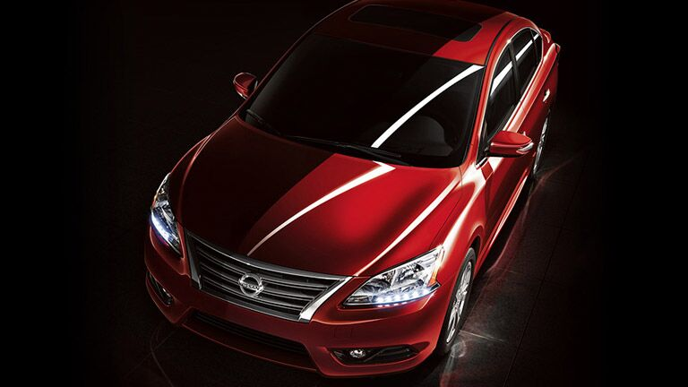 The 2014 Nissan Sentra Chicago IL is a great vehicle for running errands and tooling around the city.