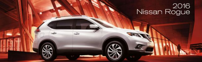 2016 Nissan Rogue Continental Nissan Chicago IL
