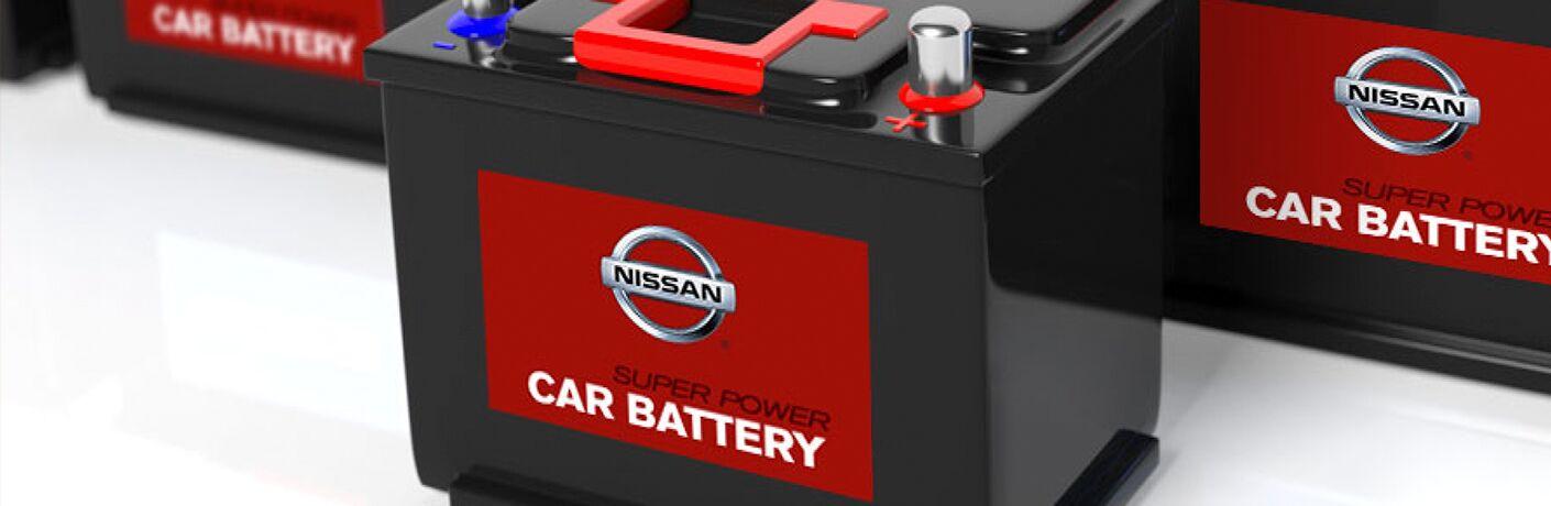 Nissan super power car battery