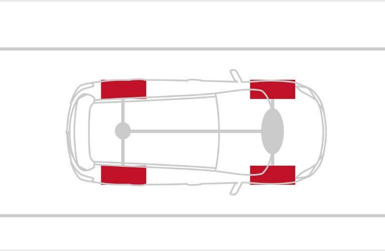 Nissan AWD system