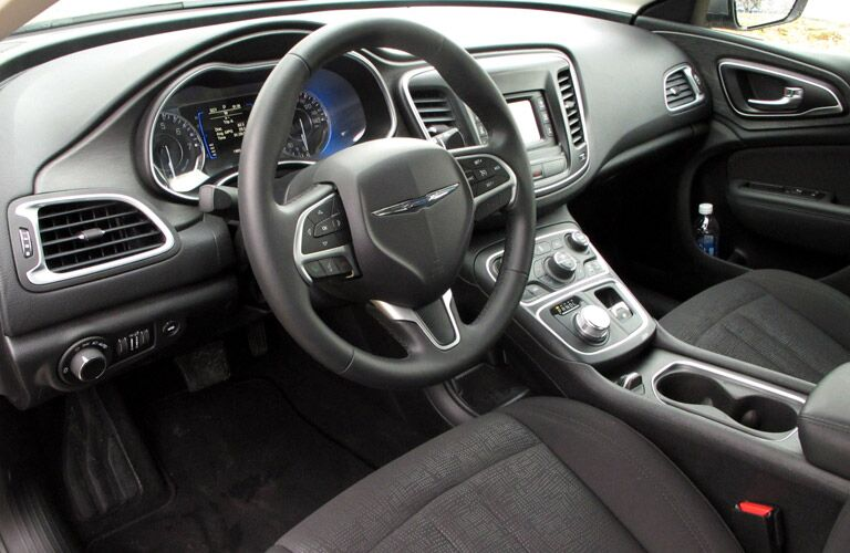 2015 Chrysler 200 Interior Features