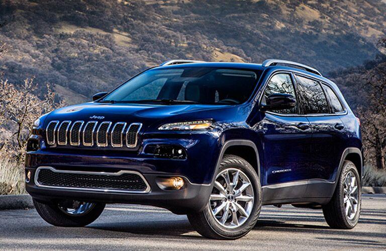Elegant 2014 Jeep Cherokee Racine WI