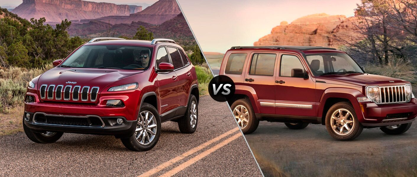 2014 jeep cherokee vs jeep liberty. Black Bedroom Furniture Sets. Home Design Ideas