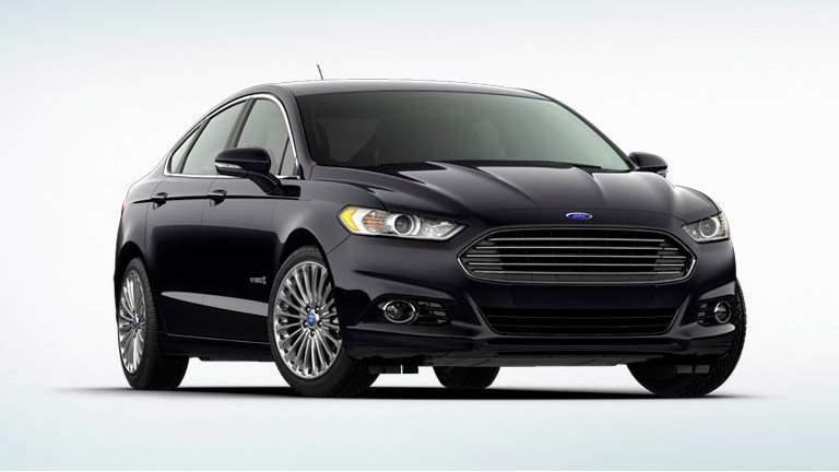Used 2014 Ford Fusion aerodynamic design