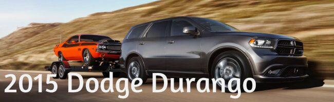 2015 Dodge Durango Kenosha WI