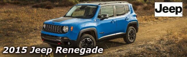 2015 Jeep Renegade Kenosha WI