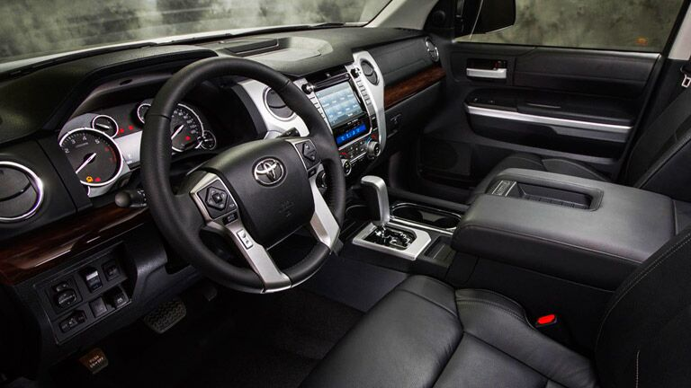 Interior 2015 Toyota Tundra