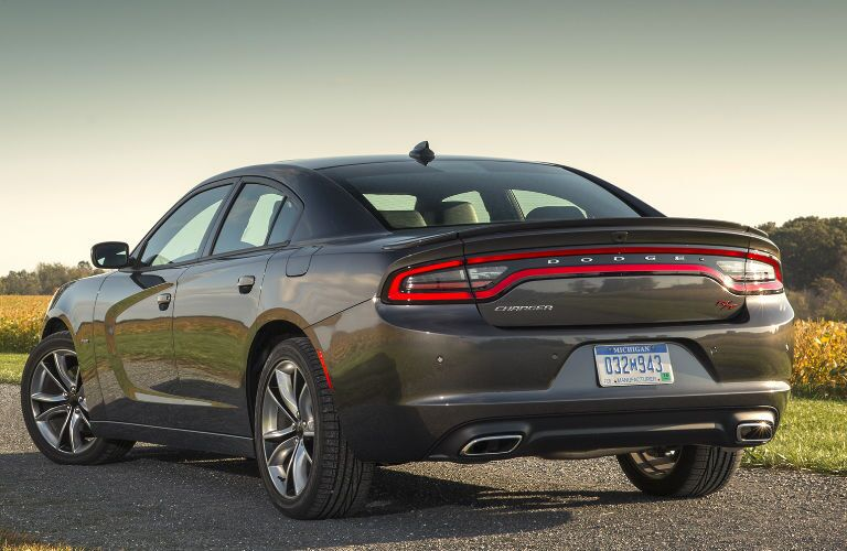 2015 Dodge Charger Tail Lights