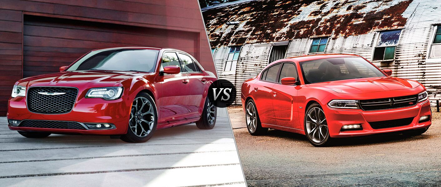 2016 chrysler 300 vs 2016 dodge charger. Black Bedroom Furniture Sets. Home Design Ideas