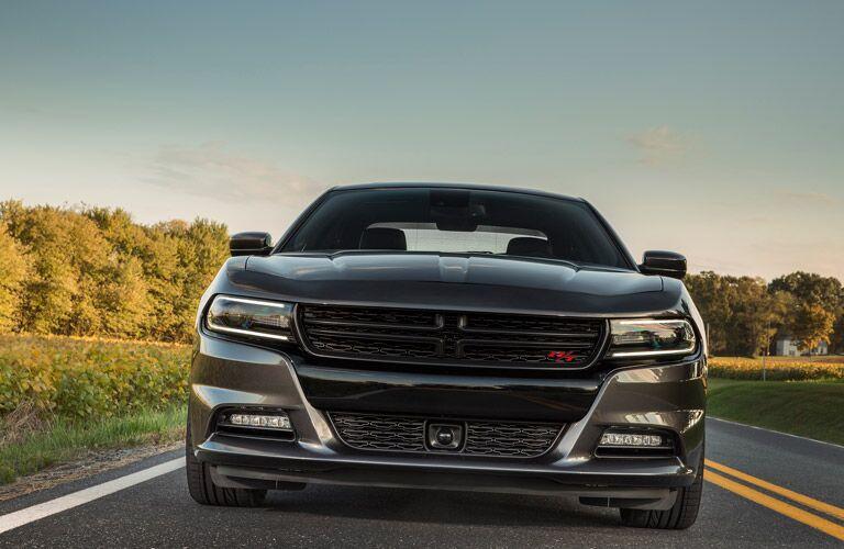2016 Dodge Charger Dark Gray