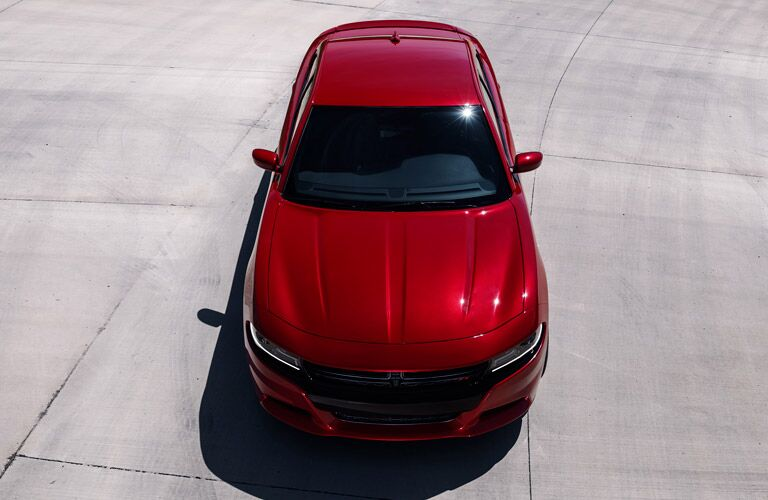 2016 Dodge Charger Paint Color Options