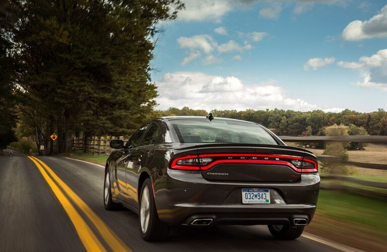 2016 Dodge Charger Taillight Issues