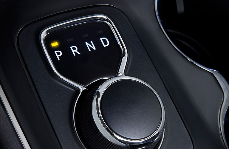 2016 Dodge Durango Dial Shifter
