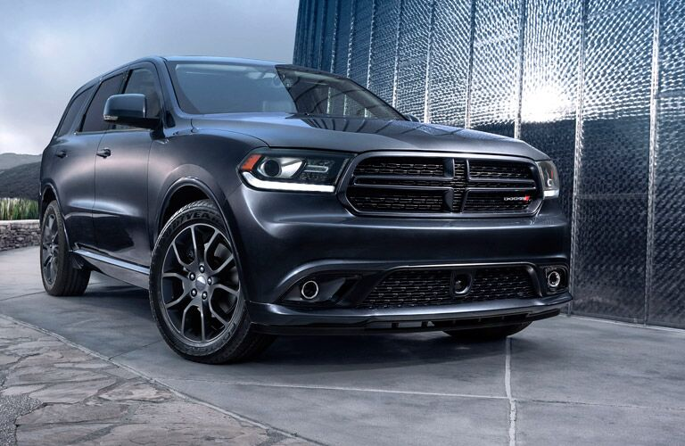 2016 Dodge Durango Color options