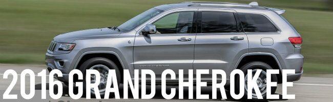 2016 Jeep Grand Cherokee Kenosha WI