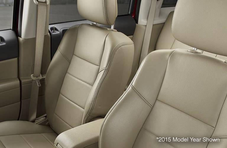 2016 Jeep Patriot Tan leather Interior