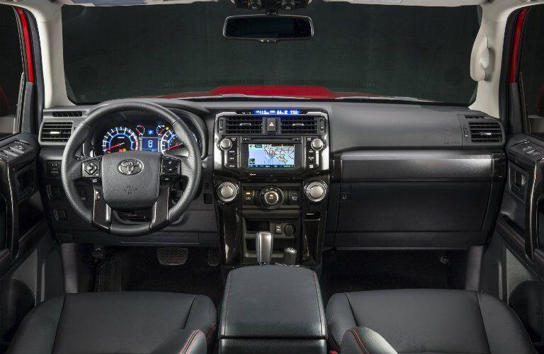 2016 Toyota 4Runner Interior technology
