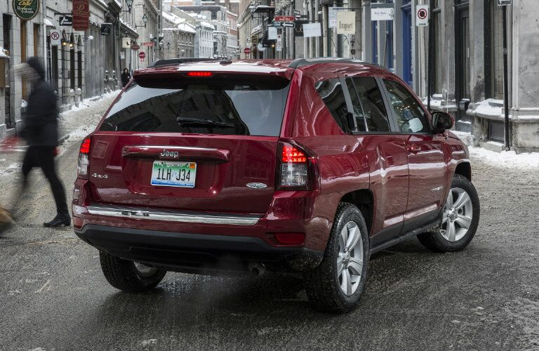 2017 Jeep Compass Taillights
