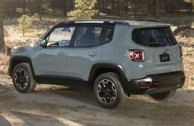 2017 jeep Renegade LED Taillights