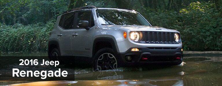 2016 Jeep Renegade Kenosha WI