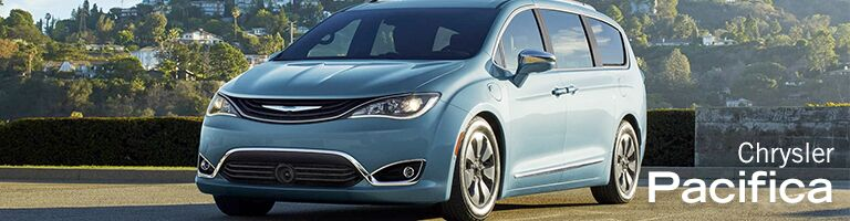 2017 Chrysler Pacifica Kenosha WI