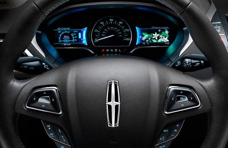 Lincoln MKZ Hybrid vs Cadillac ELR power space