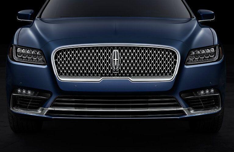 2017 Lincoln Continental Rhapsody aerodynamic design