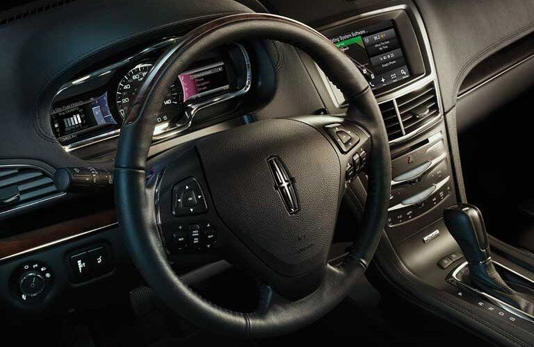 2017 Lincoln MKT technology features