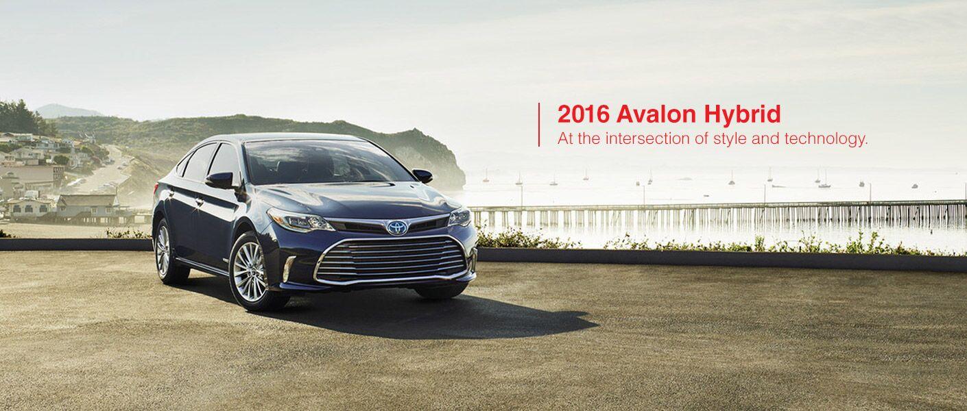 2016 Toyota Avalon Hybrid Burlington VT