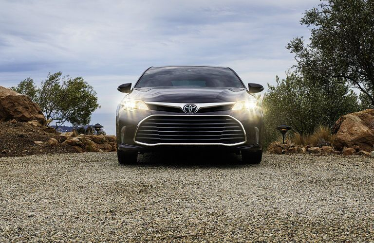 2016 toyota avalon hybrid headlights grille