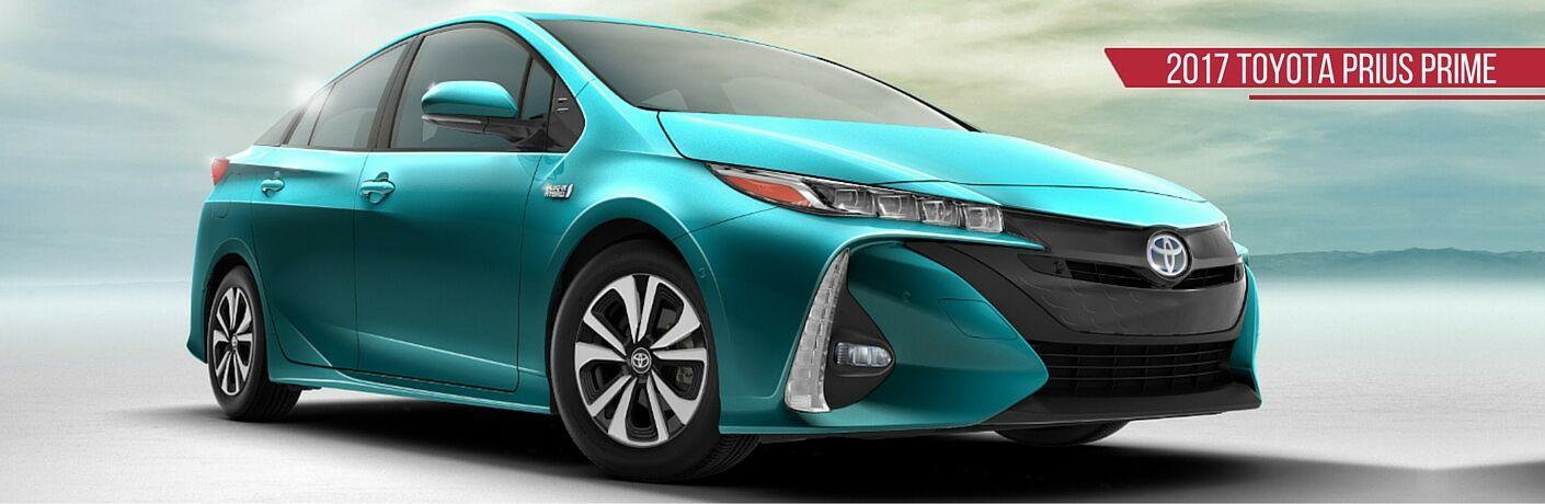 2017 Toyota Prius Prime Saint Albans VT